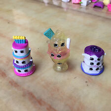 New Shopkins Season 7 Ultra Rare Special Limited Edition Toys 9pc in 3 Set