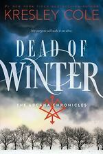 DEAD OF WINTER - NEW PAPERBACK BOOK