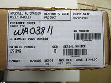 Allen Bradley 1771P4R (B) AC Power Supply Module 120V Remanufactured Sealed!!!