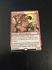 MTG MAGIC ORIGINES GOBLIN PILEDRIVER (FRENCH PELLETEUR GOBELIN) NM FOIL