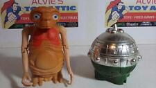 "Vintage 1982 LGN ET extended 4"" action figure and space ship launcher"