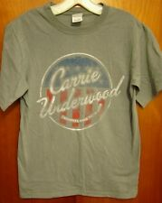 CARRIE UNDERWOOD small Carnival Ride tour T shirt country tee USA American Idol
