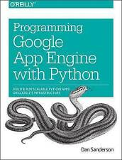 Sanderson, Dan-Programming Google App Engine With Python  BOOK NEW