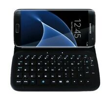 Samsung Galaxy S7 Leather Case with Wireless Bluetooth Keyboard