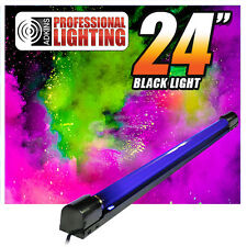 "24"" Bright - Black light with tube & fixture"