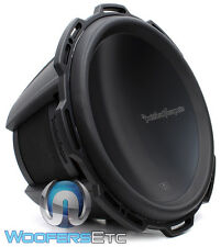 "ROCKFORD FOSGATE T0D415 POWER 15"" 1600W DUAL 4-OHM SUBWOOFER BASS SPEAKER NEW"