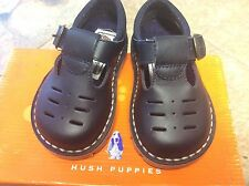 hush puppies for children. shoes  sandal size 3.5 bnib navy  footwear