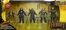 The Hobbit An Unexpected Journey Hero Pack Five 3.75 inch Action Figure Box Set