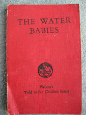 The Water Babies Told to the Children Series Amy Steedman colour illustrations
