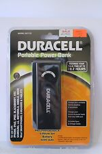 New Duracell 4000mAh Portable Powerbank. Imported. Original.