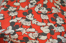Fitted Twin Bed Sheets Disney Mickey Mouse Sewing Crafts