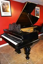 German made Bluthner 6'8 grand  piano $75000  Replacement  value! Why buy Asian?