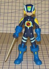 "Mattel MegaMan CrossFusion Electronic 10"" Talking Action Figure No. G9121"