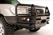 Heavy Duty Toyota Landcruiser 105 Live Axle Premium Bull Bar Winch Compatible