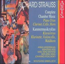 R Strauss: Complete Chamber Works, Vol.9 CD (2008)