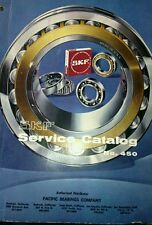 Vintage SKF Bearing Service Catalogue