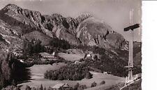 ABONDANCE 6 arête du mont chauffé timbrée 1927