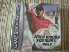 GAMEBOY ADVANCE/NINTENDO DS TIGER WOODS PGA TOUR GOLF ADVANCE PAL ESPAÑA NUEVO