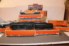 LIONEL POST-WAR SET #2203 W/S - 681 STEAM TURBINE  FREIGHT SET- BOXED- SET BOXED