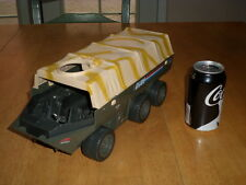GI JOE ARMY ASSAULT TRUCK, Plastic HASBRO Toy, VINTAGE MADE #1983 yr.,Scale 1:22