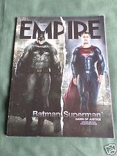 EMPIRE- UK FILM MAG-LIMITED ED- COLLECTORS COVER- SEPT 2015 - BATMAN V SUPERMAN