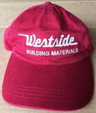 Vintage Original Westside 'Building Materials' Adjustable Hat #2
