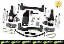 "1997-2003 Ford F150 6"" Zone Offroad Suspension Lift kit 4x4 Top Rated F14"