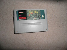 Super Nintendo, SNES - secret of mana  - cart