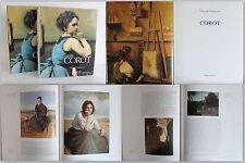 Pomarède - Corot 1996 -franz. Ausgabe, Leben und Werk, Landschaftsmaler - xz