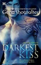 Lords of the Underworld: The Darkest Kiss 2 by Gena Showalter (2009, Paperback)