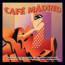 Cafe Madrid VARIOUS ARTISTS Best Of 50 Songs MUSIC COLLECTION New Sealed 2 CD