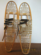 "PAIR OF ""CABELA'S"", BENTWOOD & GUT SNOW SHOES"