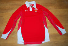 Under Armour Gales Rugby de Superdry de manga larga Rugby (tamaño ymd)