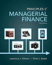 NEW Principles of Managerial Finance (14th Edition) (Global Edition)
