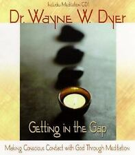 Getting in the Gap: Making Conscious Contact with God Through Meditation Book &