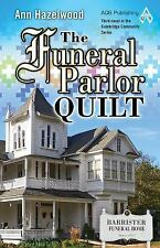 Audio Book of the Funeral Parlor Quilt by Ann Hazelwood (2013, Audio, Other)