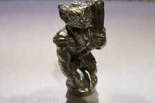 Pewter Troll Figurine Elf Gnome Pixie 2 1/4  inches Tall