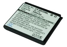 UK Battery for Nokia 8801 BL-5X 3.7V RoHS