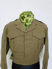 WWII US Feldjacke M44 Ike Jacket US Army Gr 36/37 Original Fieldjacket M-1944