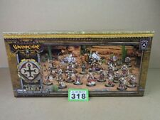 Warmachine Hordes BNIB Menoth All In One Army Box 318