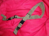 TACTICAL NYLON 3 POINT ADJUSTABLE SLING - COYOTE TAN - AIRSOFT - NEW