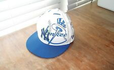 Mens NEW ERA 59FIFTY NY YANKEES MLB fitted baseball cap size 7 1/4 hat jersey t