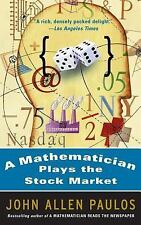 A Mathematician Plays the Stock Market by John Allen Paulos (2004, Paperback)