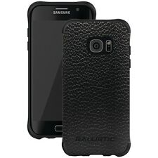 BALLISTIC UT1689-B22N Samsung Galaxy S7 edge Urbanite Select Case, Black Leather