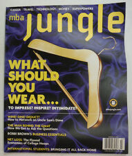 Jungle Magazine What Should You Wear To Impress Inspire March 2001 052215R