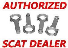 Honda/Acura SCAT H-Beam Connection Rods H22A1 Prelude ARP 2000 Bolts HOT NEW