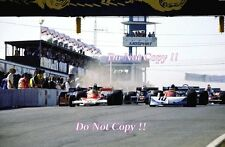 Ronnie Peterson March 761 Canadian Grand Prix 1976 Photograph 2