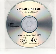 (GP400) Nathan Ft Flo Rida, Caught Me Slippin - DJ CD