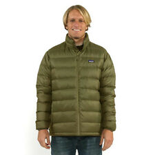 Patagonia Men's Hi Loft Down Sweater Jacket - 600 Fill Down Size Large - EUC!!!