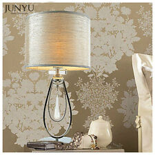 Modern Luxury Crystal Table Lights Bedside lamp Creative table lamp Decor 5017
